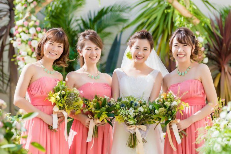先輩花嫁支持率NO.1☆憧れの緑に囲まれた独立型チャペル体験